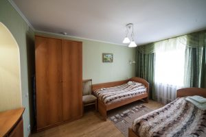 Номер 504, спальня