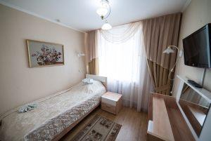 Номер 506, малая спальня