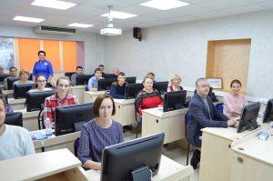 Слушатели на занятиях